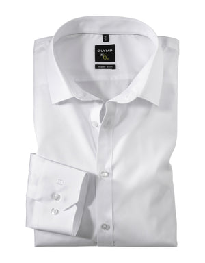 Load image into Gallery viewer, Olymp No 6 Urban Kent Shirt White - Roulette Clothing