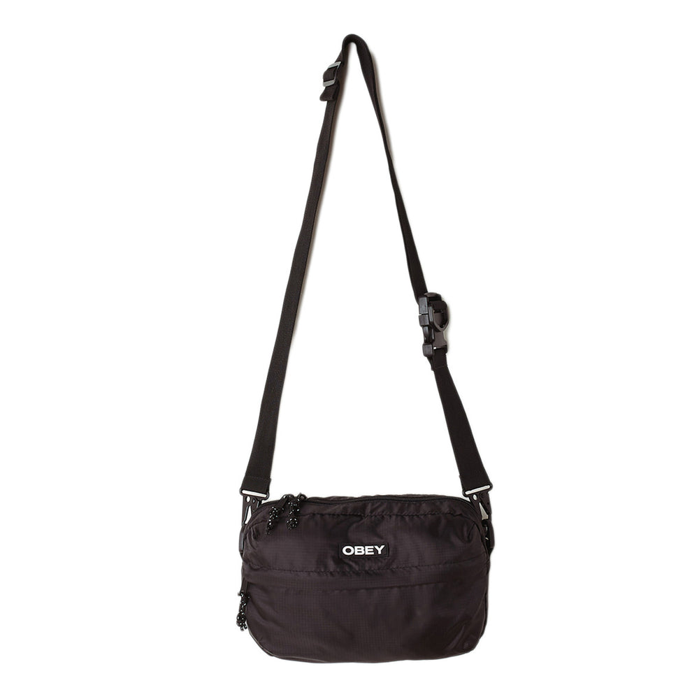 Obey Commuter Traveler Bag Black