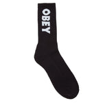Obey Flash Socks Black - Roulette Clothing