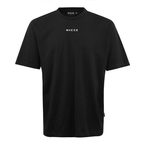 Load image into Gallery viewer, Nicce Mede OS Tee Black - Roulette Clothing