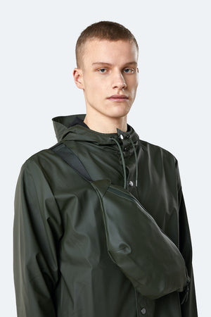Load image into Gallery viewer, Rains Bum Bag Green - Roulette Clothing