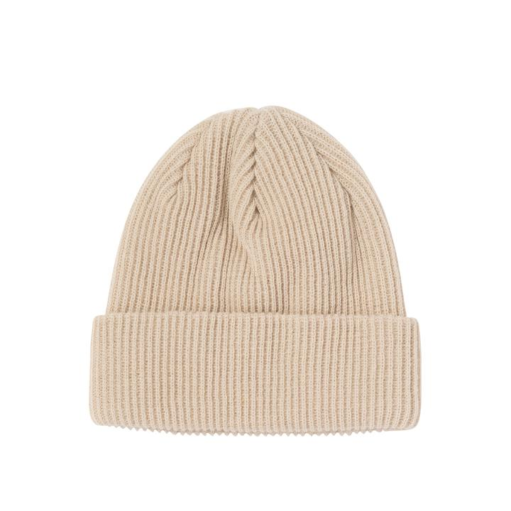 Load image into Gallery viewer, Stussy Small Patch Watchcap Beanie Sand - Roulette Clothing