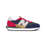New Balance 237 Suede Mesh Sneaker Multi, Footwear available at Roulette Clothing