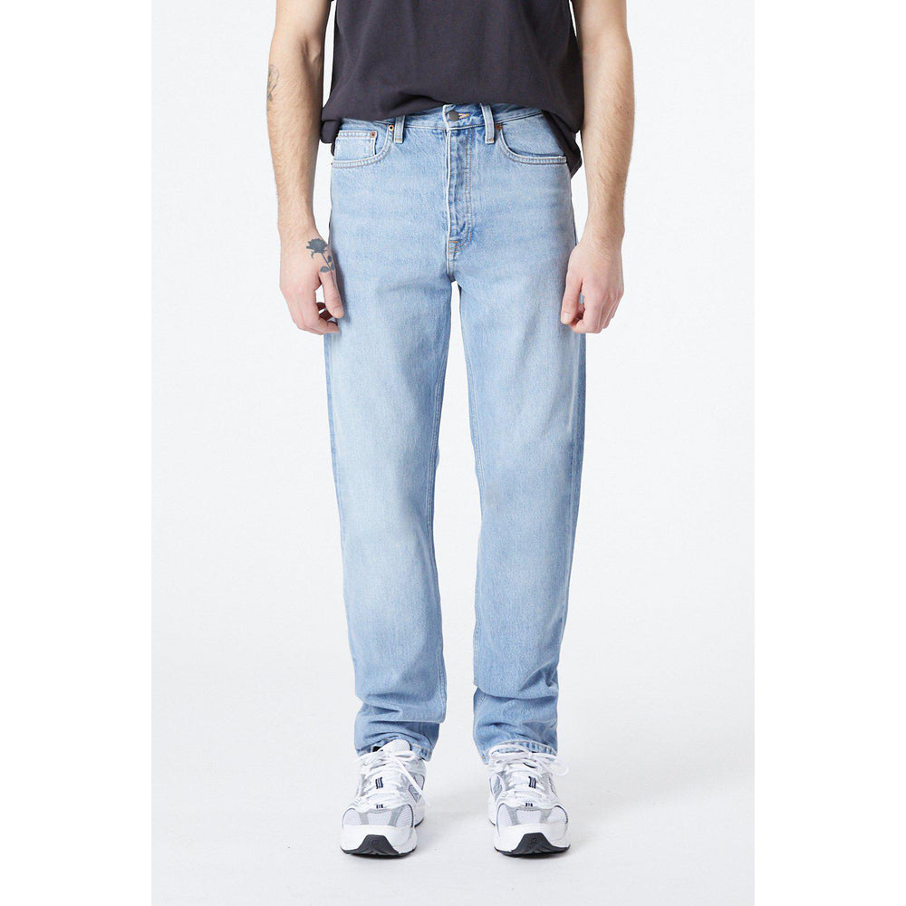 Dr Denim Dash Straight Washed Jean Blue, Mens Jeans available at Roulette Clothing