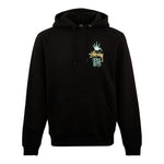 Stussy Global Roots Hood Black - Roulette Clothing