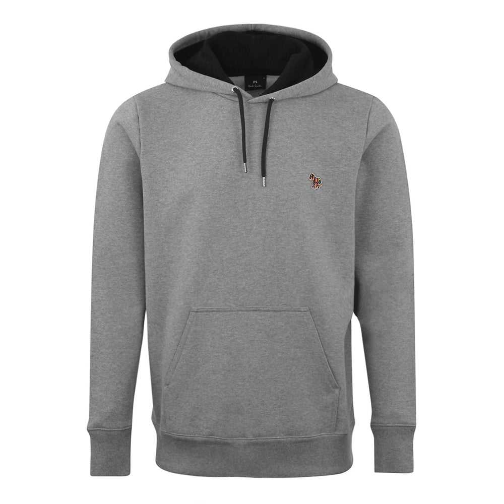 PS Paul Smith Zebra Hoodie Grey - Roulette Clothing