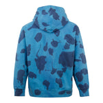 Obey Sustainable Tie Dye Fleece Blue - Roulette Clothing