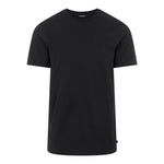 J Lindeberg Silo Jersey T-Shirt Black, Mens T-Shirts available at Roulette Clothing