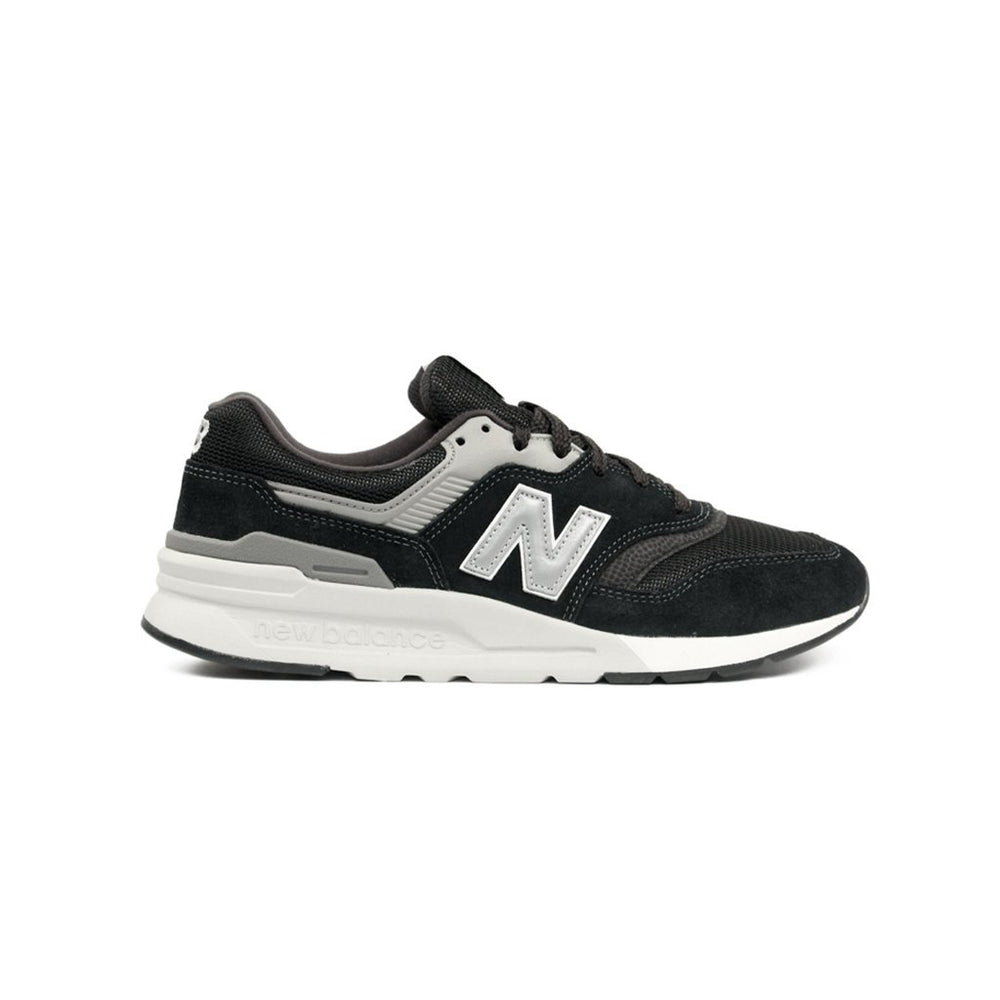 New Balance 997H Sneaker Black, Footwear available at Roulette Clothing