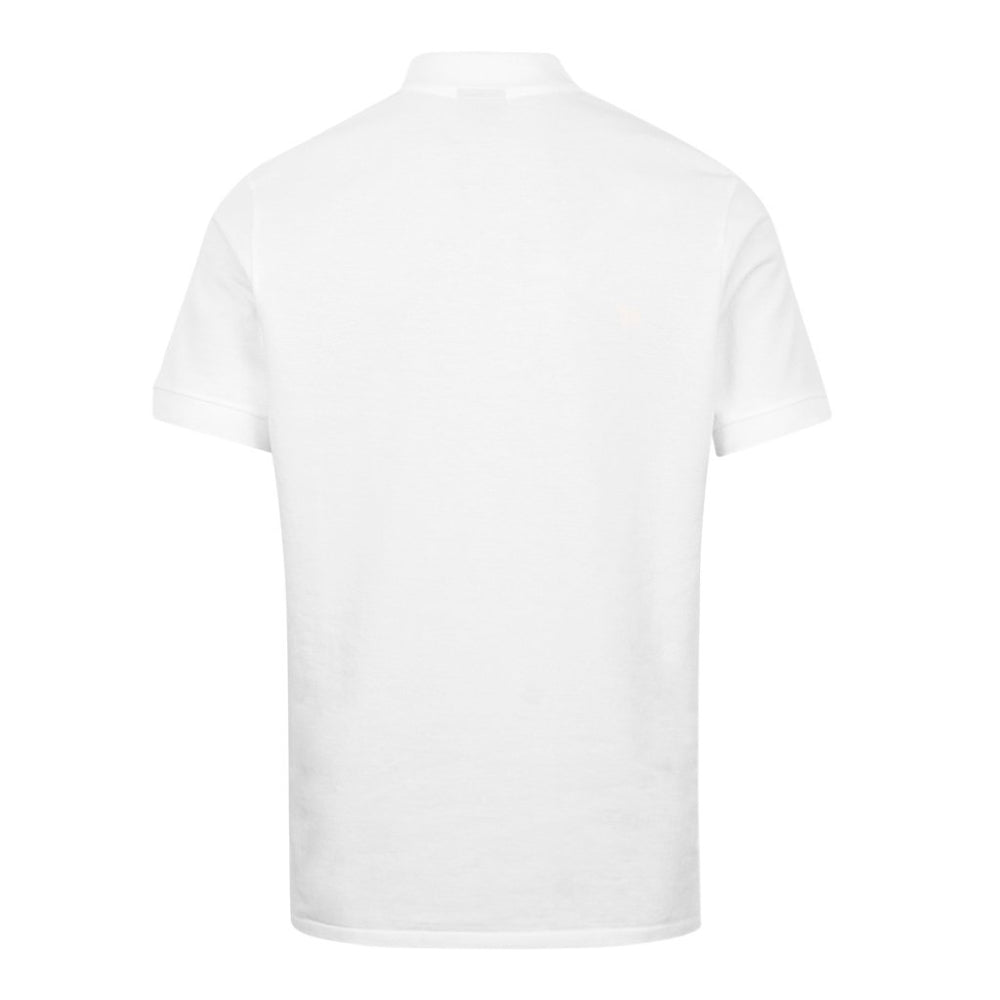 PS Paul Smith Paul Smith Regular Fit SS Polo Shirt White