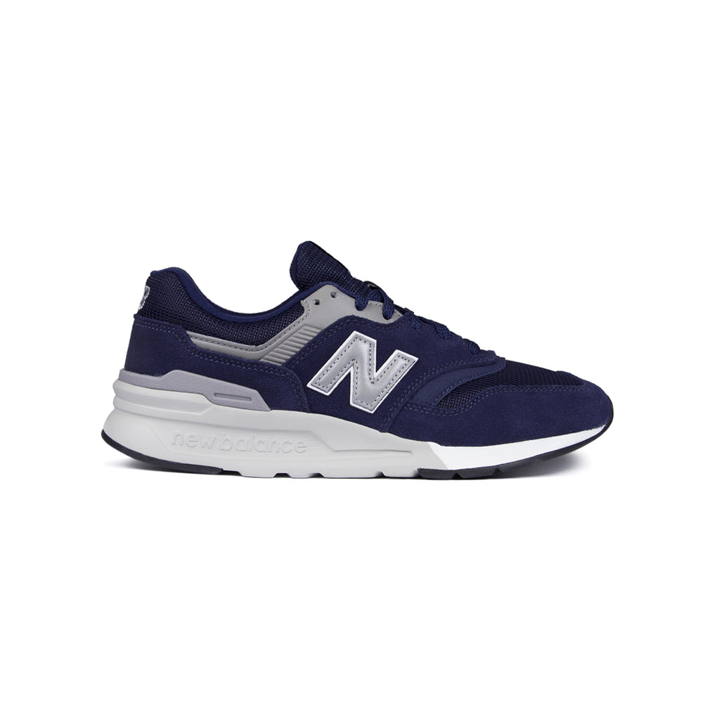 New Balance 997H Sneaker Navy, Footwear available at Roulette Clothing