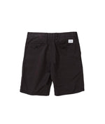 Norse Projects Aros Light Twill Short Black - Roulette Clothing