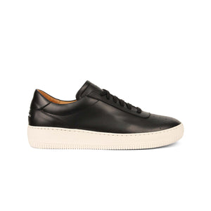 Unseen Footwear Clement Leather Black