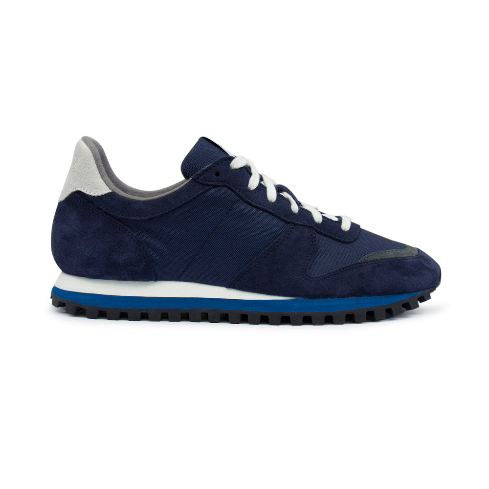 Novesta Marathon Trail Runner Navy, Footwear available at Roulette Clothing