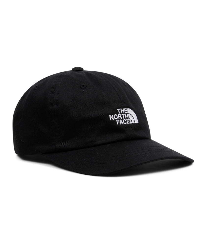 The North Face Norm Cap Black - Roulette Clothing
