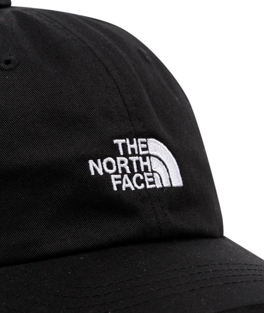 The North Face Norm Cap Black, Mens Accessories available at Roulette Clothing