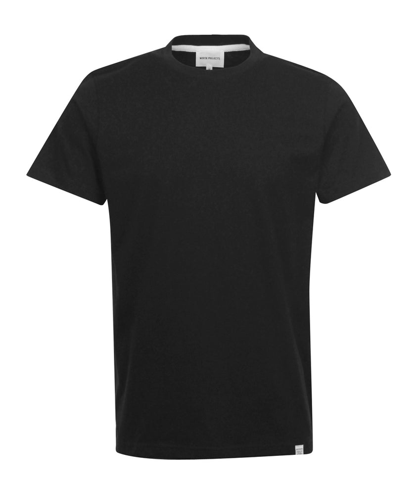Norse Projects Niels Tee Black