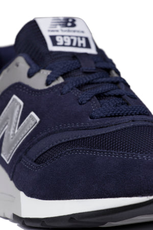 Load image into Gallery viewer, New Balance 997H Sneaker Navy - Roulette Clothing