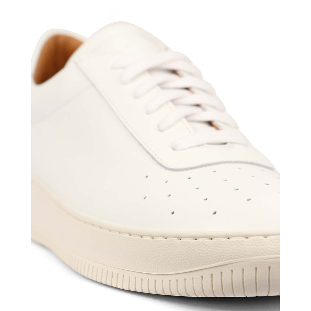 Load image into Gallery viewer, Clement Leather White, Footwear available at Roulette Clothing