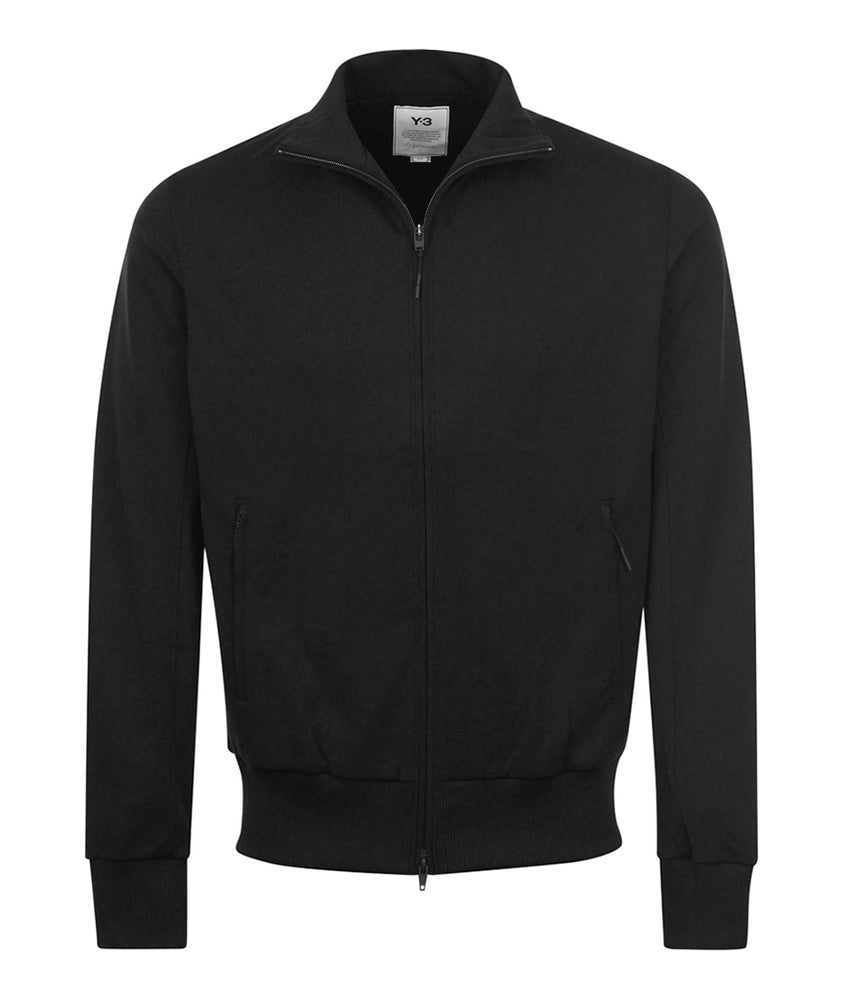 Adidas Y-3 MCL Full Zip Track Top Black - Roulette Clothing