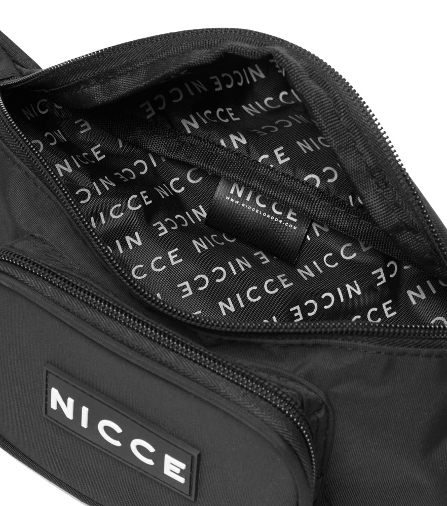 Load image into Gallery viewer, Nicce Keir Shoulder Bag Black - Roulette Clothing