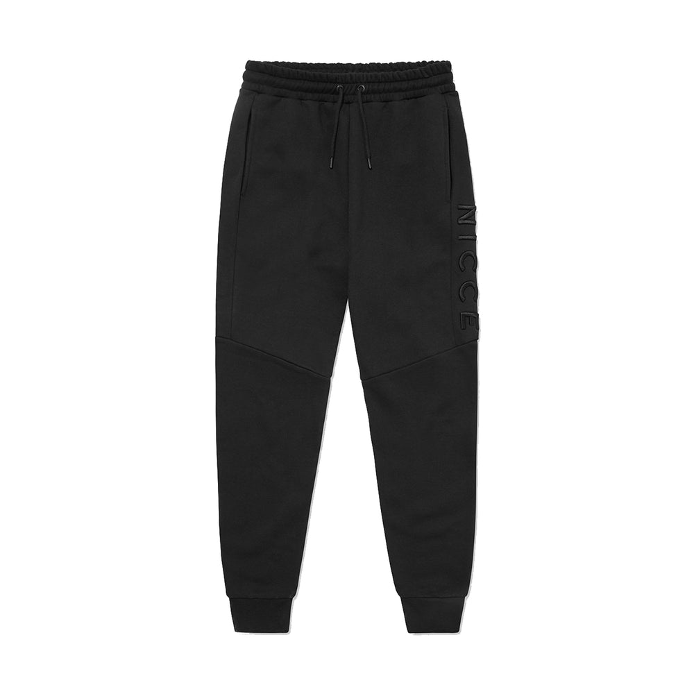 Nicce Mercury Jogger Black - Roulette Clothing