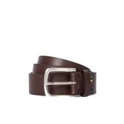 PS Paul Smith Zebra Belt Multi Brown - Roulette Clothing