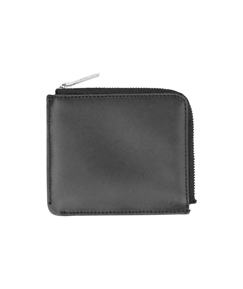 PS by Paul Smith Corner Zip Wallet Black - Roulette Clothing