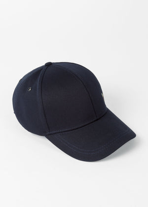 Load image into Gallery viewer, Paul Smith Zebra Baseball Cap Navy - Roulette Clothing