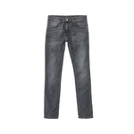 Nudie Lean Dean Mono Grey, Mens Jeans available at Roulette Clothing