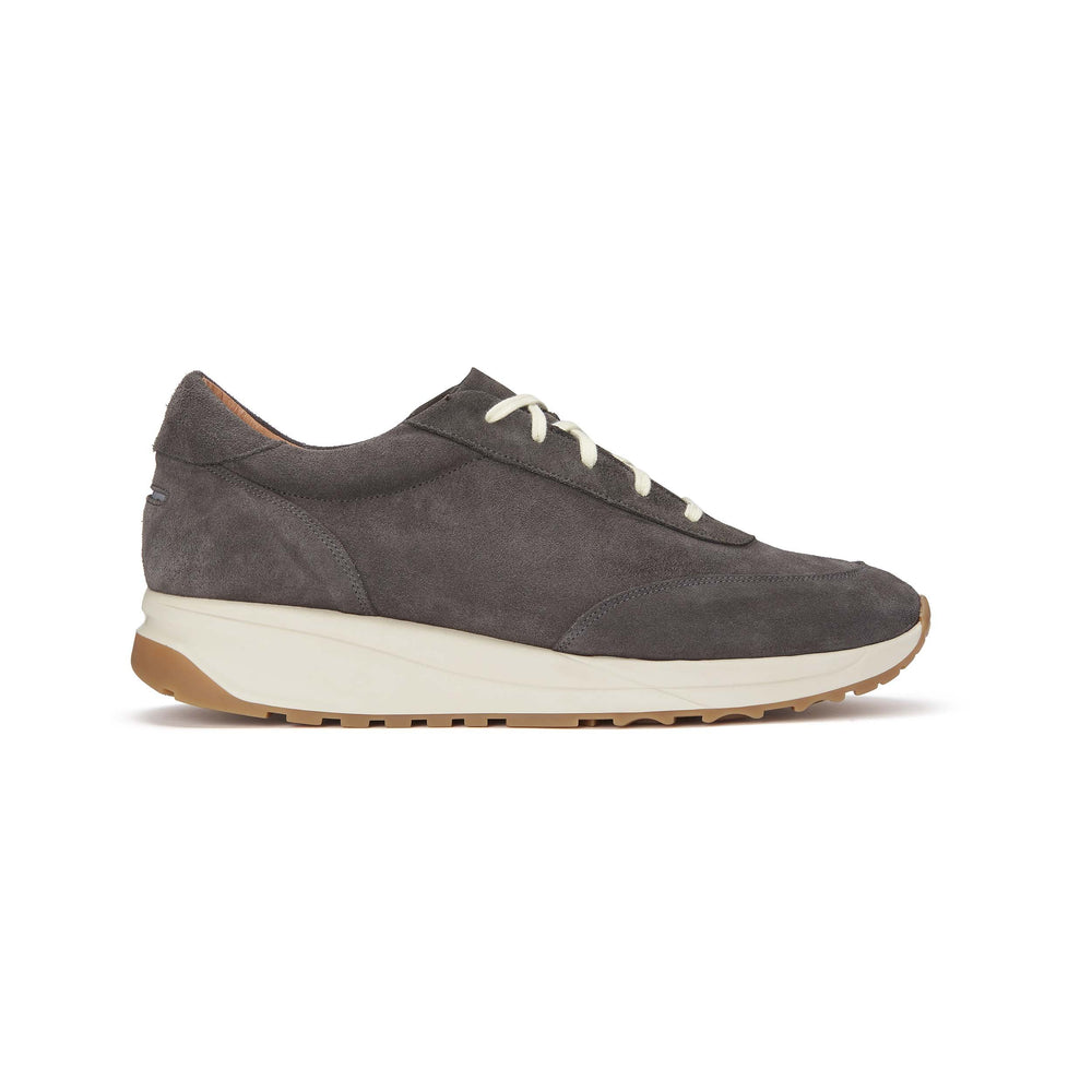 Load image into Gallery viewer, Trinity Suede Grey, Footwear available at Roulette Clothing