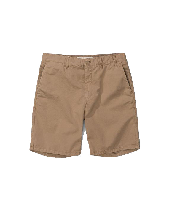 Norse Projects Aros Light Twill Short Khaki - Roulette Clothing