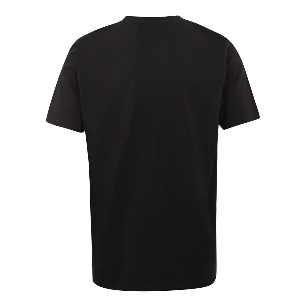 Load image into Gallery viewer, Nicce Vina Ombre Logo T-Shirt Black - Roulette Clothing