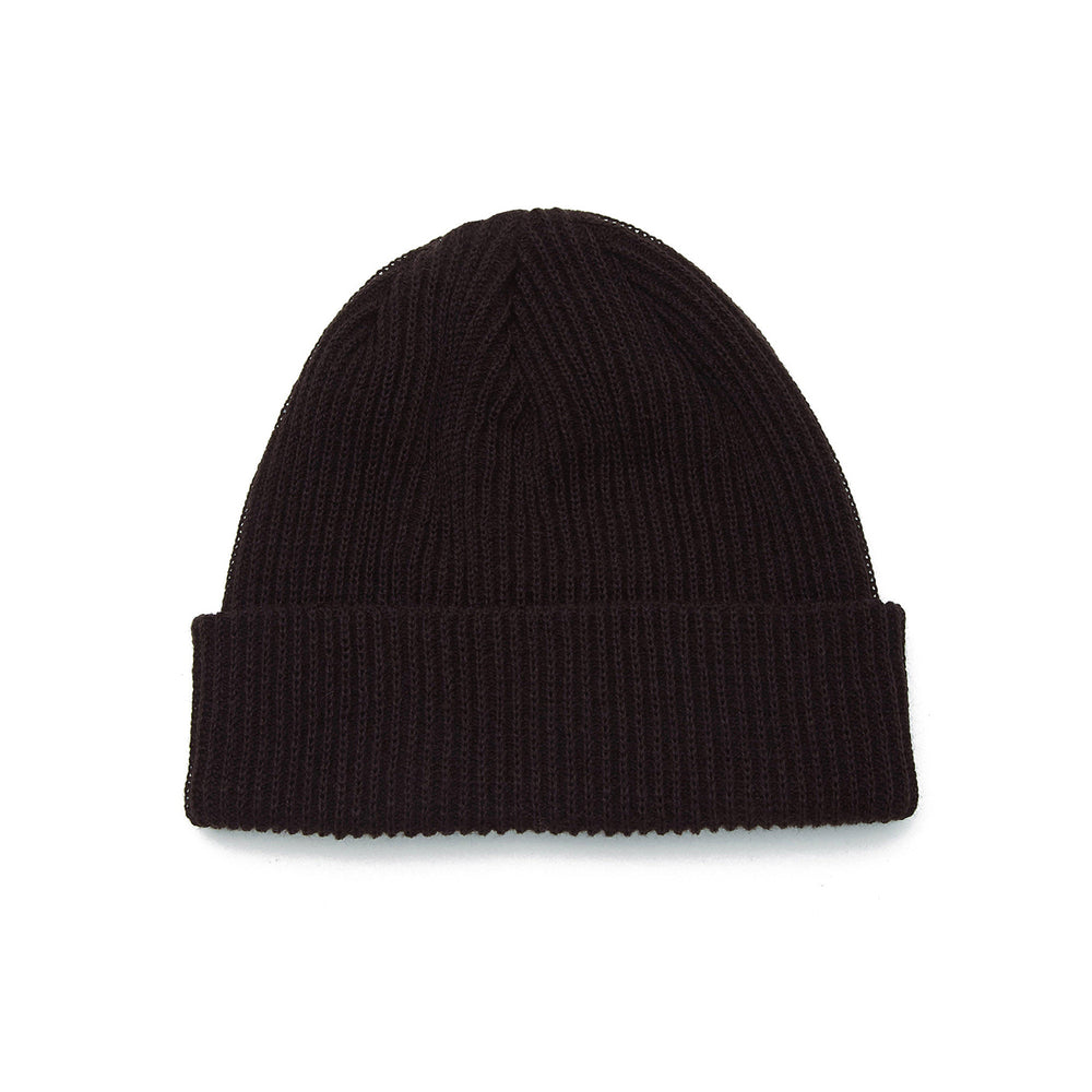 Obey Bold Knit Beanie Black - Roulette Clothing
