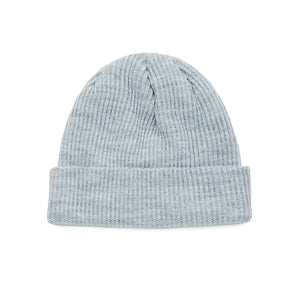 Load image into Gallery viewer, Obey Bold Knit Beanie Grey, Mens Accessories available at Roulette Clothing
