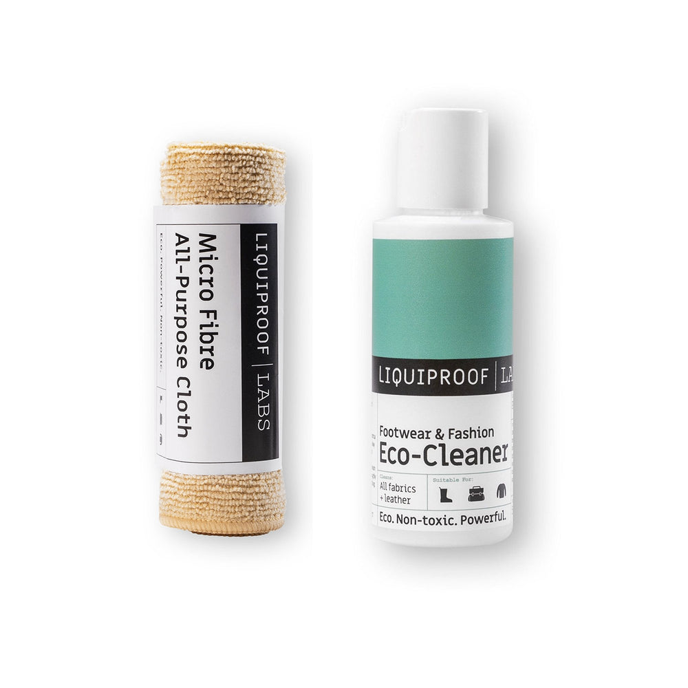 Liquiproof Cleaning Kit 50, Footwear Accessories available at Roulette Clothing