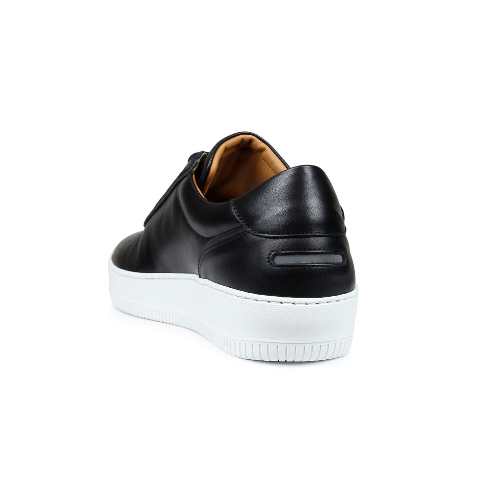 Unseen Footwear Clement Leather Tonal Black - Roulette Clothing