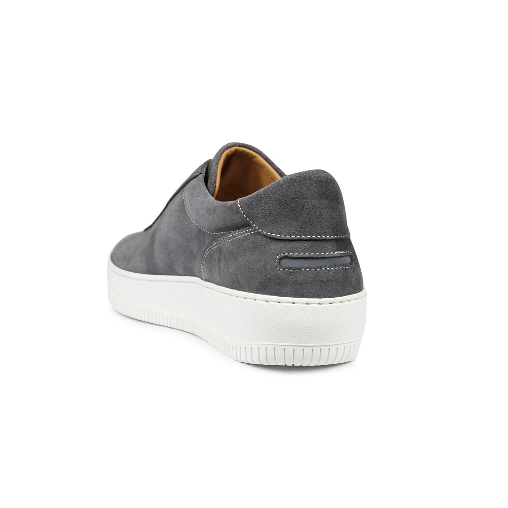 Unseen Footwear Clement Suede Contrast Grey - Roulette Clothing