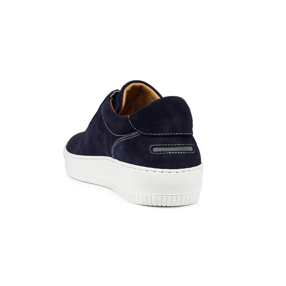 Unseen Footwear Clement Suede Contrast Navy - Roulette Clothing
