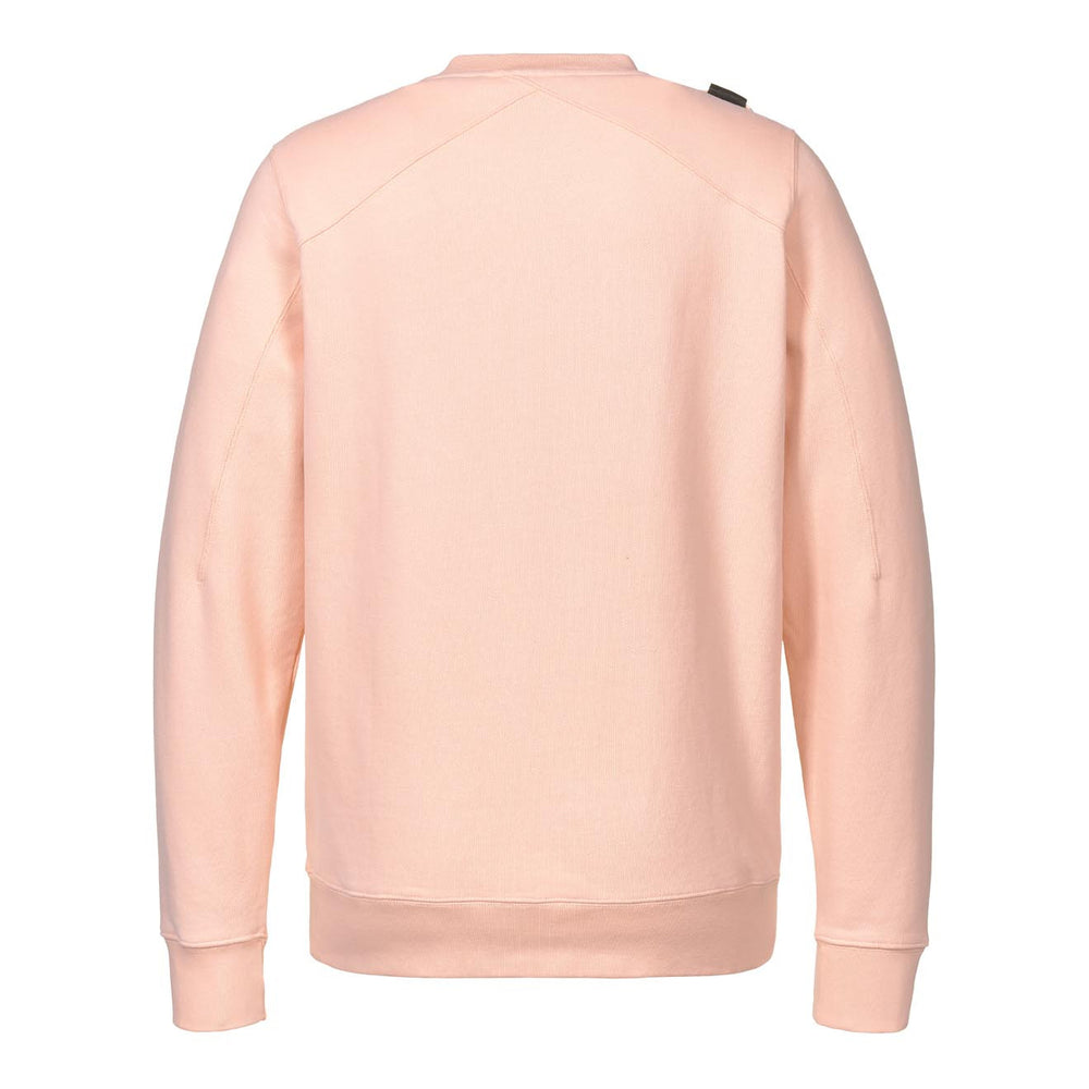 Ma Strum Core Crewneck Sweatshirt Pink, Mens Sweatshirt available at Roulette Clothing