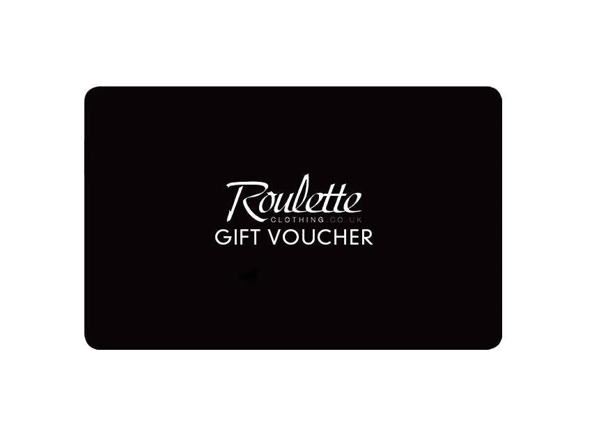 Gift Voucher - Roulette Clothing
