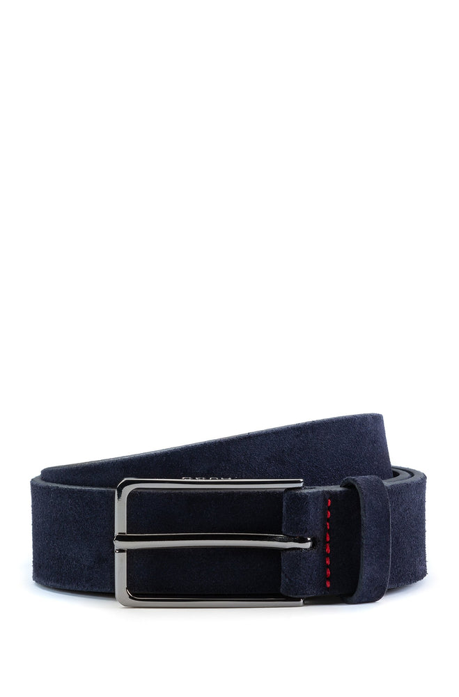 Hugo Golia Belt Navy
