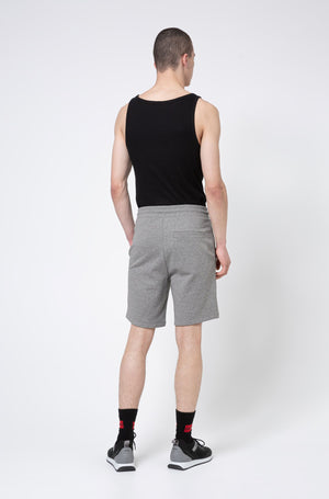 Load image into Gallery viewer, Hugo Diz Red Box Jogging Short Grey - Roulette Clothing