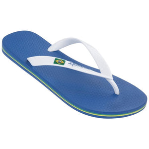 Load image into Gallery viewer, Ipanema Classic Brazil Flip Flop Blue - Roulette Clothing