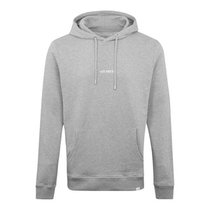 Load image into Gallery viewer, Les Deux Lens Hood Grey, Mens Sweatshirt available at Roulette Clothing