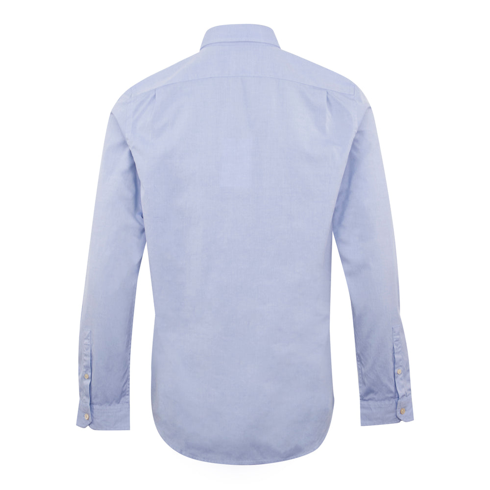 Load image into Gallery viewer, PS Paul Smith Zebra Tailored Shirt Blue - Roulette Clothing