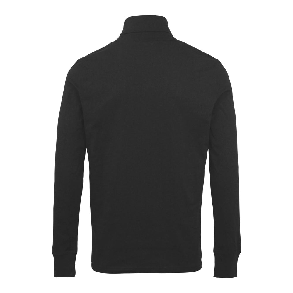 Load image into Gallery viewer, PS Paul Smith LS Roll Neck Tee Black - Roulette Clothing