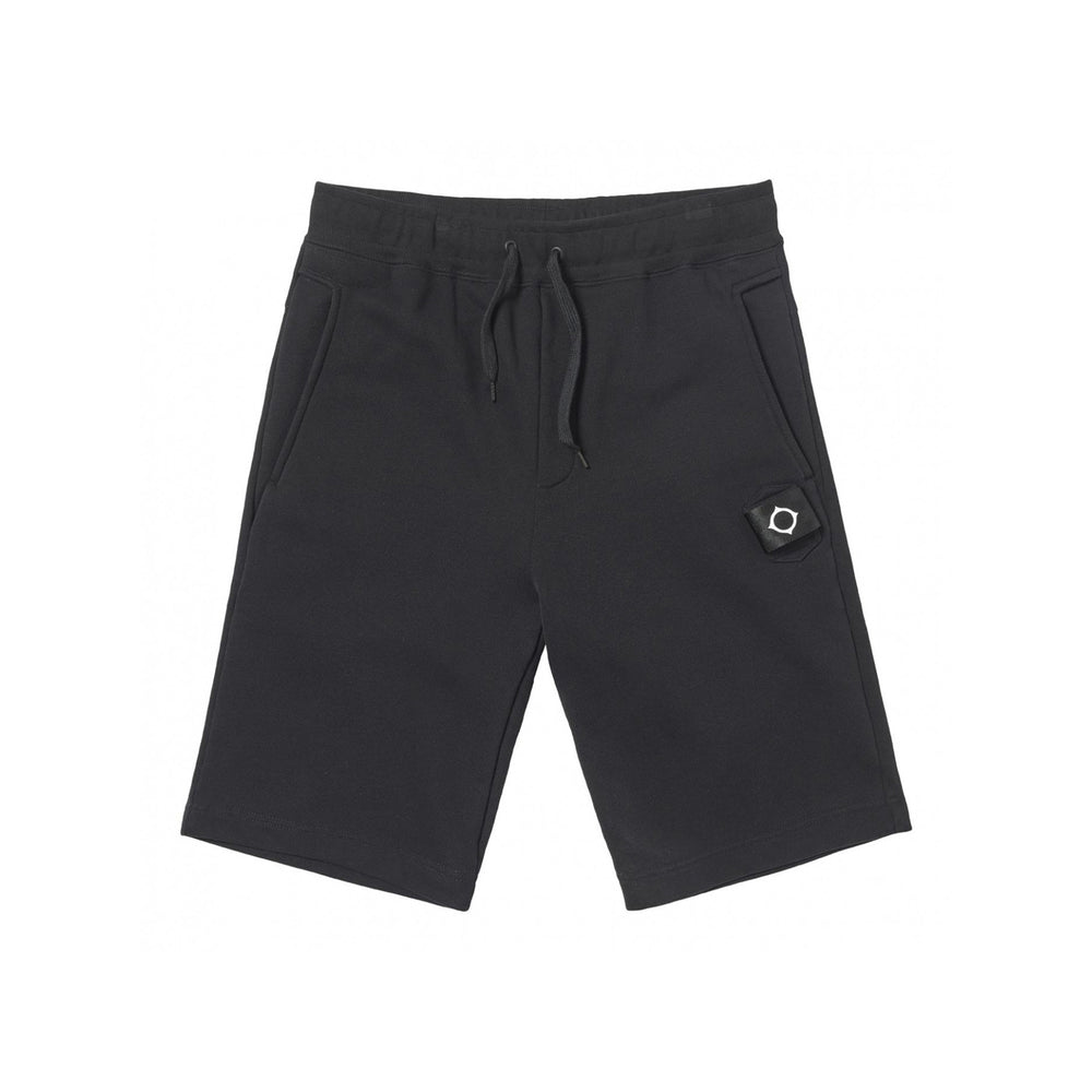 Ma Strum Core Sweat Short Black - Roulette Clothing