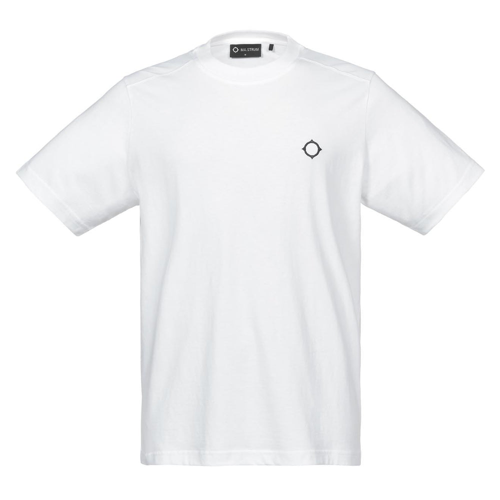 Ma Strum Icon T-Shirt White - Roulette Clothing