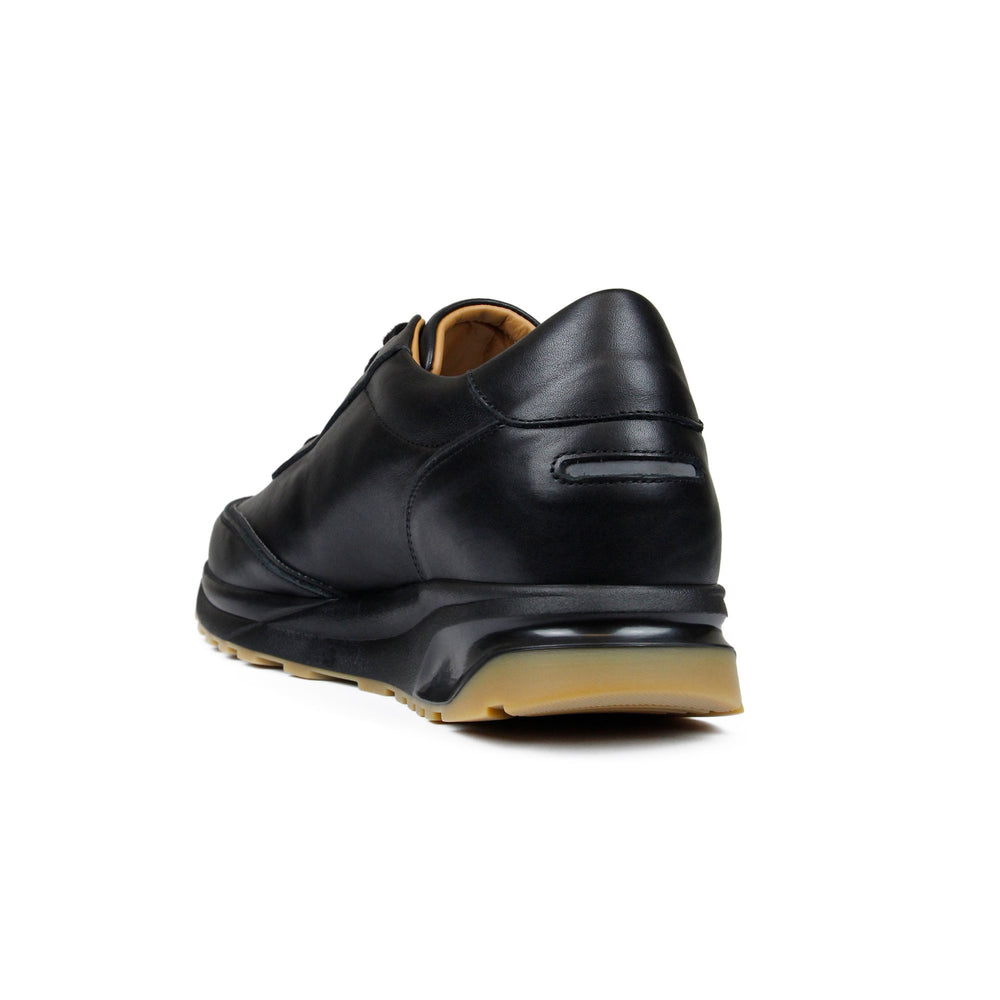 Unseen Footwear Trinity Leather Tonal Black - Roulette Clothing